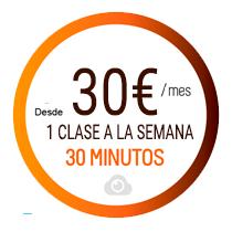 Precio - Oxbridge - clasesweb.com
